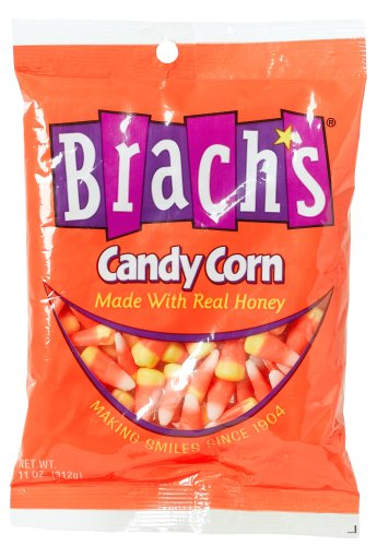 Review Brach's Candy Corn, 11 Ounce Bag, Pack of 12