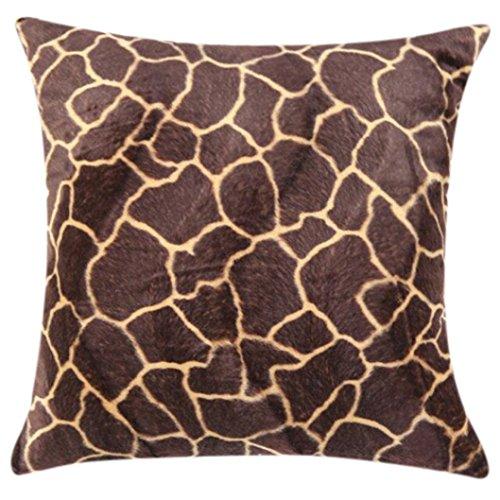 Animal Print Pillows Amazon Com
