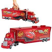 Disney Cars 2 - Mack Truck Camion Transporteur - coffre de véhicule