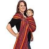 Maya Wrap® ComfortFit Ring Sling - Bright Stripes - Large