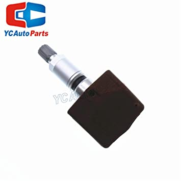 Clean Motion 13348393 Tpms Tire Pressure Sensor For Cadillac Elr