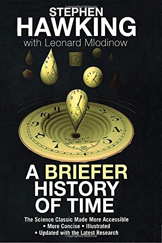 A Briefer History of Time: A Special Edition of the Science Classic cover