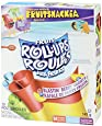 Fruit Roll-Ups Gluten Free Fruit Flavoured Snacks Blastin' Berry Variety, 10-Count, 141 Gram