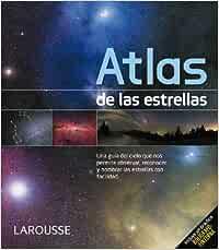 Atlas de las Estrellas Larousse - Libros Ilustrados