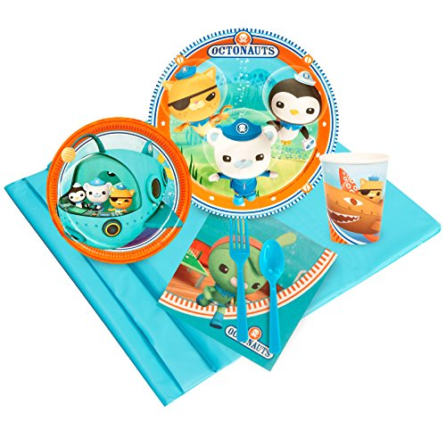 BirthdayExpress The Octonauts Party Supplies - Party Pack