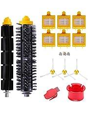 Cnasa Ersatzteile für iRobot Roomba 782 780 774 772 770 776 760 Reinigungs Seitenbürsten Filter Replacement Kit