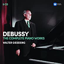 Debussy: Complete Piano Works (5CD)