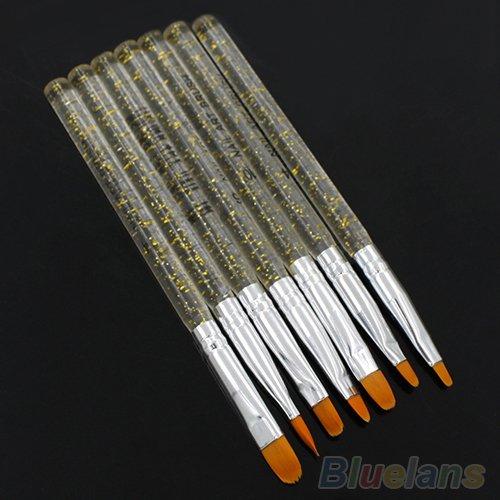 gel pens brush