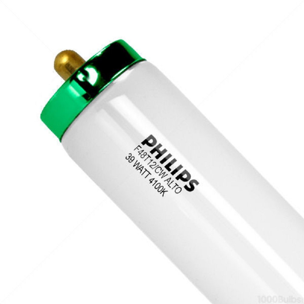 Philips 36321-8 - F48T12/CW ALTO 4 ft. - Single Pin - T12 - 4100K - Case of 15