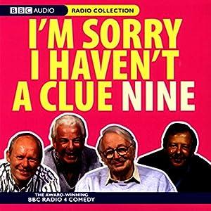 I'm Sorry I Haven't a Clue, Volume 9 Radio/TV Program