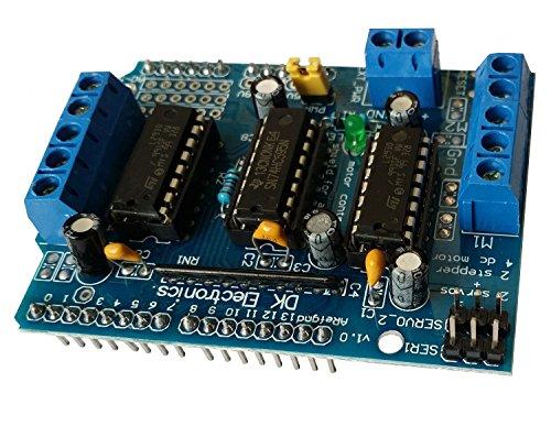 OctagonStar L293D Motor Drive Shield for Arduino or UNO R3 AVR