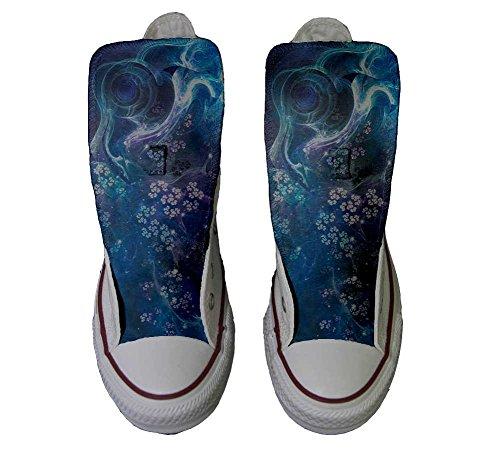Texture coutume chaussures Italien Personnalisé produit Star artisanal Infinity Imprimés Unisex Hi All Sneaker et Converse xT6qw0Y6