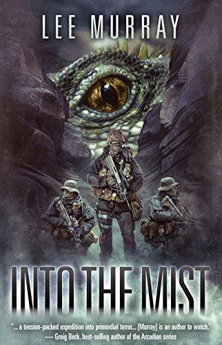 Into The Mist (A Taine McKenna Adventure Book - Camouflage Sleeper