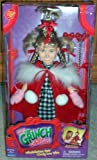 Dr. Seuss How the Grinch Stole Christmas Cindy Lou Who Doll