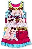 Barbie Girls Pink Poly Nightgown Pajamas