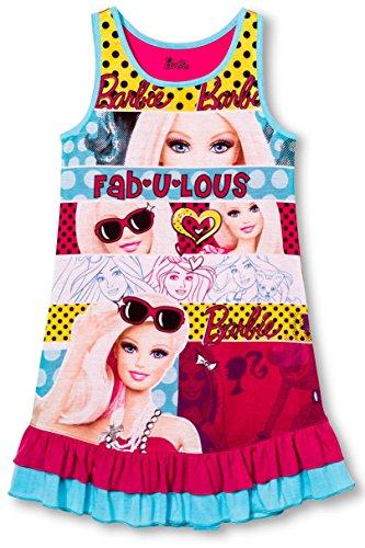 Barbie Girls Pink Nightgown Pajamas product image