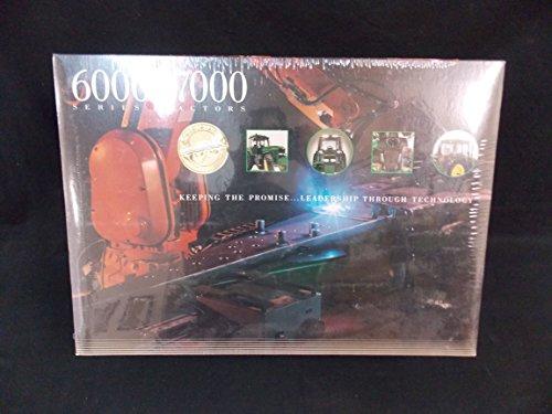 John Deere 6000/7000 Series Tractors by The Ertl Company, 1992