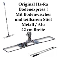 Ha-Ra Bodenexpreß 42 cm Universalgröße, ungeteilter Stiel