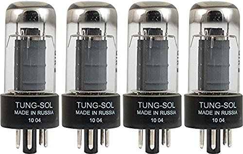 - Tungsol Reissue 6V6GT Power Vacuum Tube, Matched Quad