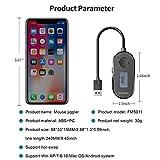 VAYDEER Mouse Jiggler USB Port Mouse Mover with