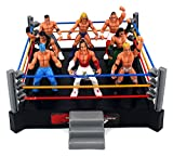 Best Playset With Roman Reigns - VT Mini Combat Action Wrestling Toy Figure Play Review