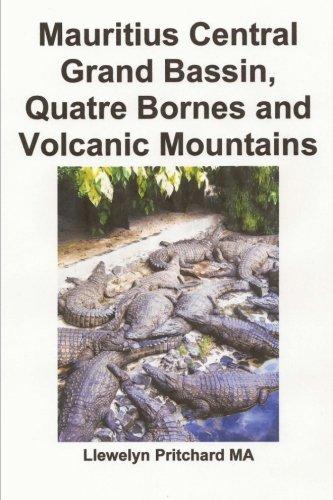 Mauritius Central Grand Bassin, Quatre Bornes and Volcanic Mountains: 'N Aandenking Versameling van kleurfotos met onderskrifte (Foto Albums) (Volume 12) (Afrikaans Edition)