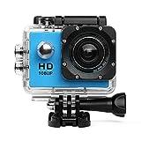 Leucothea Sports Camera HD Camera Waterproof Sports Action Camera DV CAR DVR