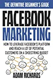 Facebook Marketing: How To Leverage Facebook's Platform And Reach A LOT Of Potential Customers On A Shoestring Budget (Facebook Marketing, Internet Marketing ... Business, Internet Marketing Strategies)