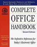 Complete Office Handbook, Leonard Kruk, 0679770380