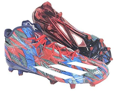 Adidas Adizero 5 Stjärna 5,0 Röra Inte Med Texas Fotboll Knapar Sz 9,5 B42741