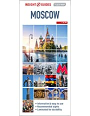 Insight Guides Flexi Map Moscow