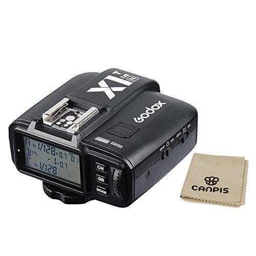 Godox X1T-N 2 4G i-TTL Wireless LCD Flash Transmitter for Nikon Camera (X1T-N)の商品画像