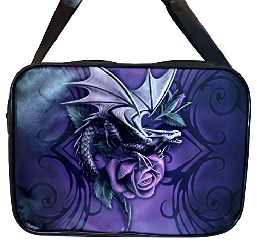NEW ANN STOKES DRAGON FAIRY ART, SIDE BAG/ PURSE **YOUR CHOICE OF ART**BY ACK (DRAGON BEAUTY)