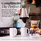 Pour Over Coffee Filter – Reusable Drip Coffee