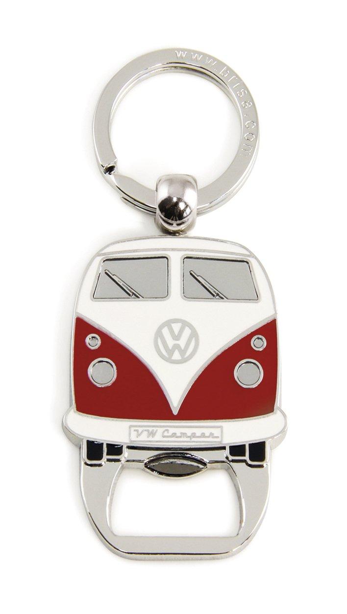 BRISA VW Collection Volkswagen T3 Bus Key Ring//Bottle Opener Blue