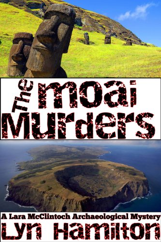 The Moai Murders (Lara McClintoch Archaeological Mysteries Book 9)