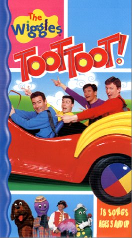 (The Wiggles - Toot Toot! [VHS])