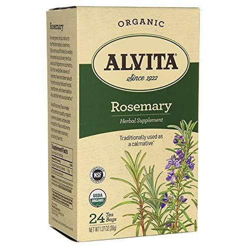 Alvita Organic Rosemary Herbal Tea Bags, 24 ()