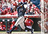 #3: 2018 Topps Now Baseball #129 Ronald Acuna Jr Rookie Card - Hits 1st Career Home Run - Only 4,593 made!