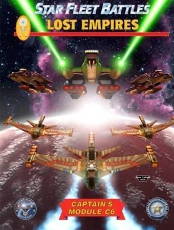 ADB: Star Fleet Battles Module C6, Lost Empires by ADB Amarillo Design Bureau - Star Fleet Battles (Amarillo Design)
