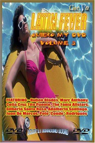 Latin Fever 3: Quiero My Dvd [Import] B000HA4WPW
