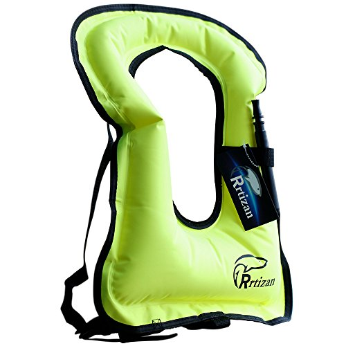 Rrtizan Unisex Portable Inflatable Snorkel product image