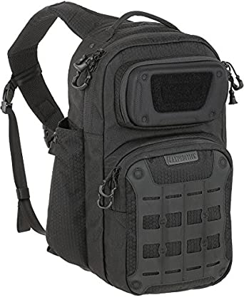 Amazon.com: Maxpedition GRIDFLUX Sling Bag, Black: Sports & Outdoors