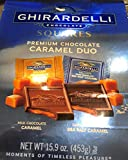 Save $$$ Ghirardelli Premium Chocolate Caramel Due 2 XL Bags x 15.9 oz!!!