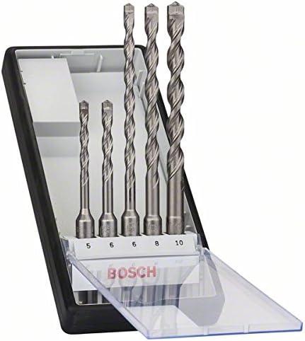 Bosch 2 608 585 073 - Juego de 5 brocas para martillos ...