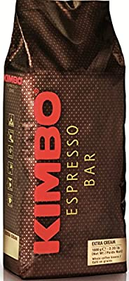 Kimbo Extra Cream Espresso Whole Beans 2.2lb/1000g