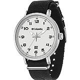 Columbia Men's CA023 Field master III Analog Display Analog Quartz Watch