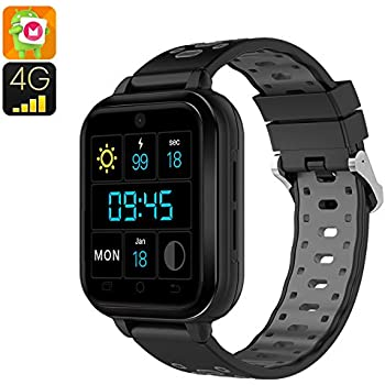 Amazon.com: Finow Q1 Pro Android Smart Watch - 4G, 1.54 Inch ...
