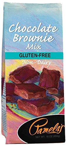 gluten free brownies - 4