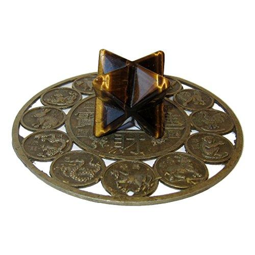 Zodiac Crystal Plate - 9